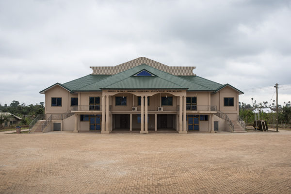 City of Kenyasi.